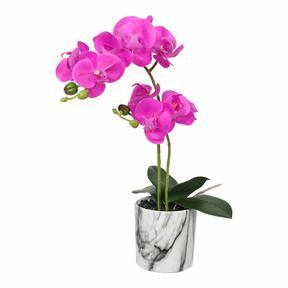 Cyclamen kunstorchidee 49 cm