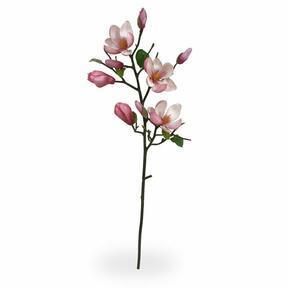 Kunsttak Magnolia roze 80 cm