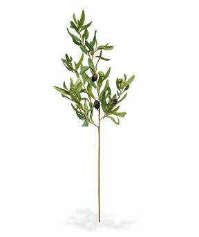 Kunsttak Olijfboom met olijven 85 cm
