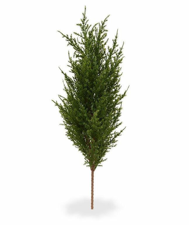 Cipres kunstboom 56 cm