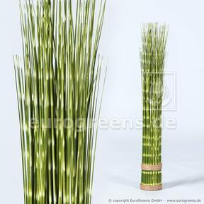 Kunstbundel gras Chinees ornament 63 cm