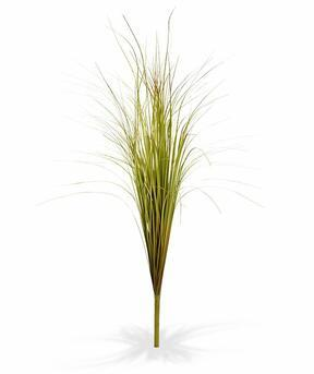 Groenbruine kunstgras bundel gras 80 cm