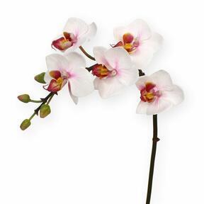 Kunstplant Orchidee roze 50 cm
